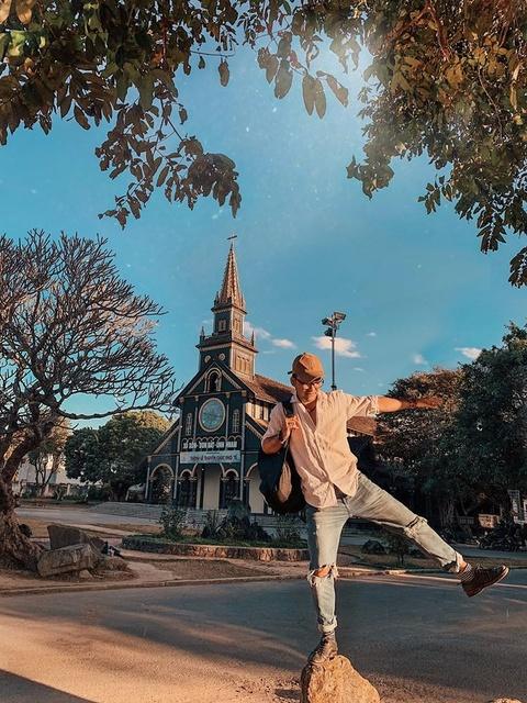 #Mytour: Kham pha Kon Tum - ve dep thien duong bi lang quen hinh anh 4