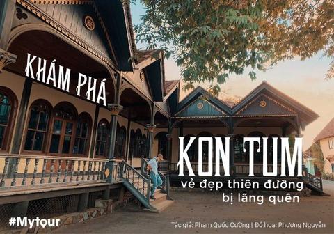 #Mytour: Kham pha Kon Tum - ve dep thien duong bi lang quen hinh anh 1