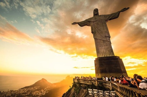 10 điều bất ngờ về tượng Chúa Cứu thế ở Brazil
