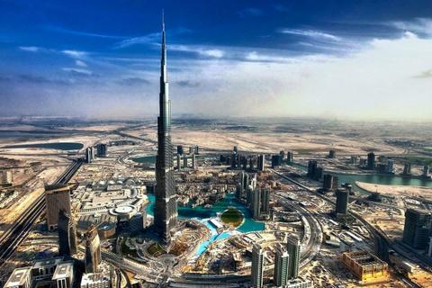 Dau the ky 20, Dubai duoc menh danh la gi? hinh anh
