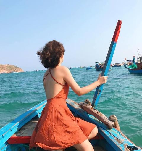 #Mytour: 5 trieu dong kham pha tron ven bien dao Quy Nhon - Phu Yen hinh anh 20