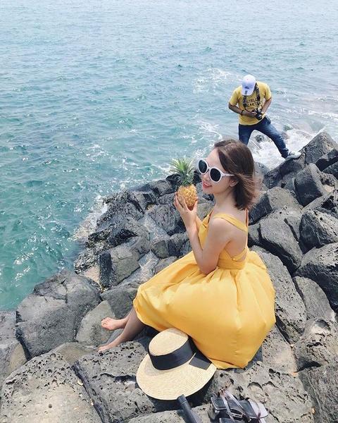 #Mytour: 5 trieu dong kham pha tron ven bien dao Quy Nhon - Phu Yen hinh anh 30