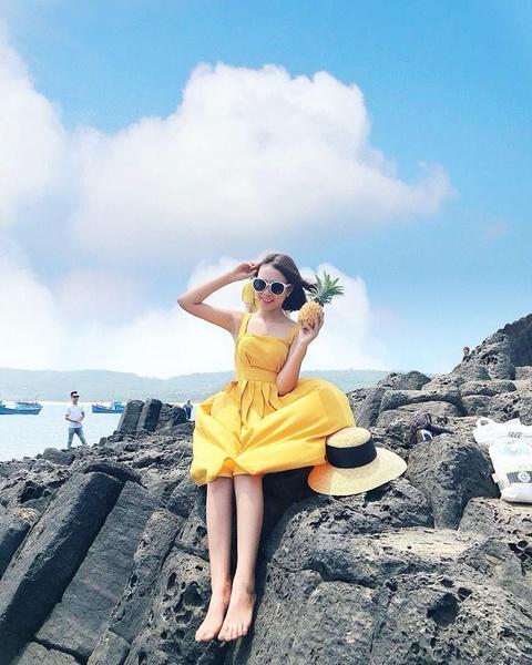 #Mytour: 5 trieu dong kham pha tron ven bien dao Quy Nhon - Phu Yen hinh anh 31