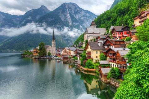thị trấn cao nguyên đẹp nhất thế giới