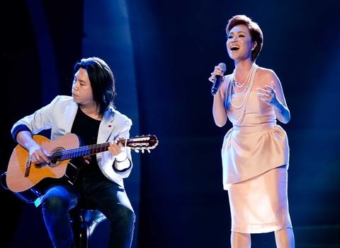 Uyen Linh - Chi la giac mo - Vietnam Idol hinh anh