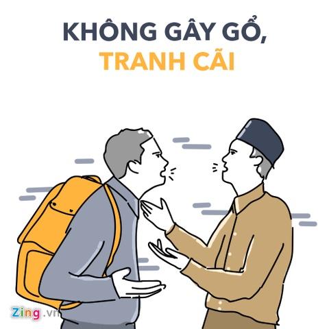 Khong gay go, tranh cai va cac bi kip giu an toan khi den Malaysia hinh anh 5