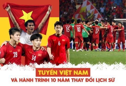 Tuyen Viet Nam va hanh trinh 10 nam thay doi lich su hinh anh 2