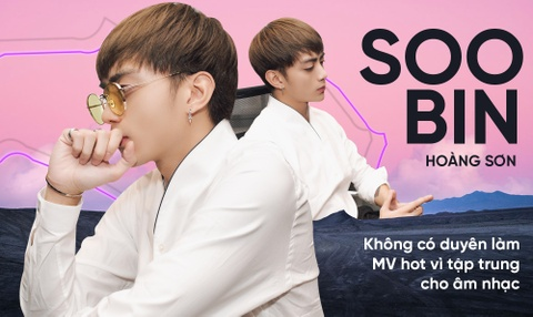 Soobin Hoang Son: 'Khong co duyen lam MV hot vi tap trung cho am nhac' hinh anh 1