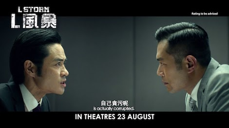 Trailer phim dien anh 'L Phong bao' hinh anh