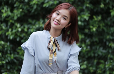 Suni Ha Linh: 'Toi ghen ti vi Phan Ngan dong canh nong voi Isaac' hinh anh 1