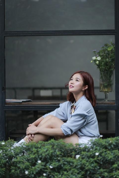 Suni Ha Linh: 'Toi ghen ti vi Phan Ngan dong canh nong voi Isaac' hinh anh 2