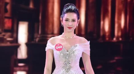 Top 15 Hoa hau Viet Nam 2018 long lay trong trang phuc da hoi hinh anh