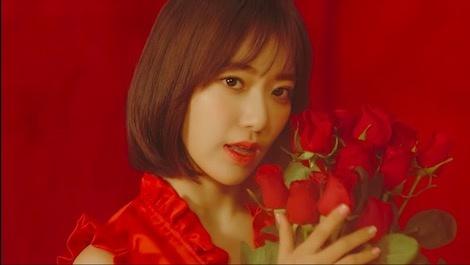 MV La Vie en Rose - IZ*One hinh anh