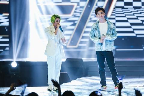 Vu Cat Tuong song ca hot boy Malaysia trong concert hoanh trang hinh anh 5