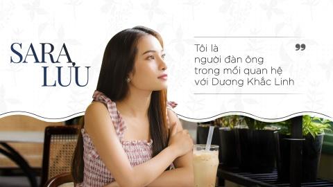Sara Luu: '6 thang yeu Duong Khac Linh, toi da nghi toi hon nhan' hinh anh 2