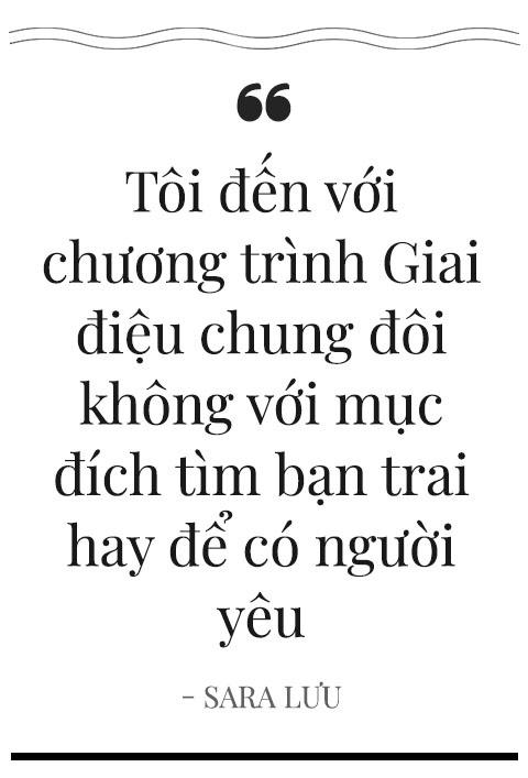 Sara Luu: '6 thang yeu Duong Khac Linh, toi da nghi toi hon nhan' hinh anh 8