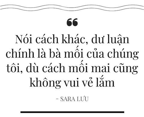 Sara Luu: '6 thang yeu Duong Khac Linh, toi da nghi toi hon nhan' hinh anh 12