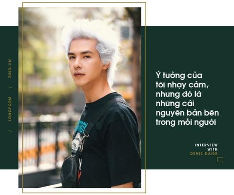Denis Dang - 9X thich lam MV 'phan cam, tho tuc' cho ca si Viet hinh anh 4