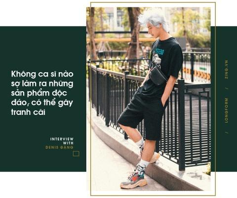 Denis Dang - 9X thich lam MV 'phan cam, tho tuc' cho ca si Viet hinh anh 8
