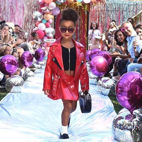 Con gai 5 tuoi cua Kim Kardashian va Kanye to son do, ngay cang xinh hinh anh 12