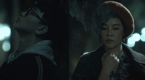 Thu Phuong va A quan The Voice mang khong khi mua dong Ha Noi vao MV hinh anh