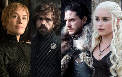 'Game Of Thrones 8' tap 2  gay chu y voi canh nong cua Arya Stark hinh anh 1