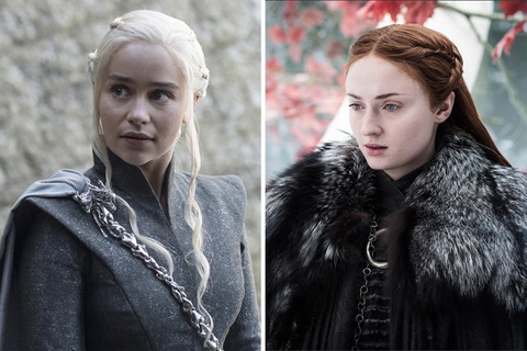 'Game Of Thrones 8' tap 2  gay chu y voi canh nong cua Arya Stark hinh anh 4