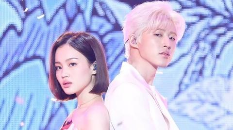 Lee Hi guong gao tren san khau sau be boi ma tuy cua truong nhom iKON hinh anh