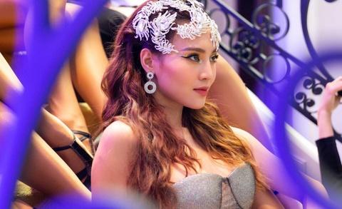 Ninh Duong Lan Ngoc bi che 'hat do, rap chan' trong MV moi hinh anh