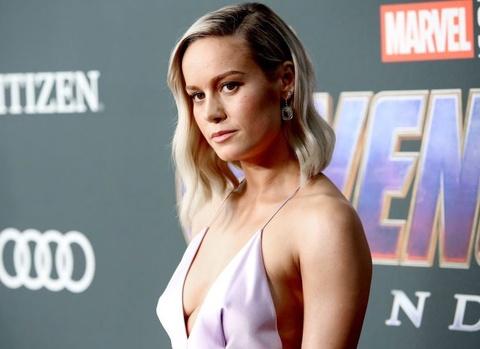 Captain Marvel' Brie Larson hát nhạc Rosé BlackPink