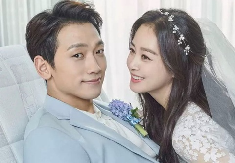 Kim Tae Hee la moi tinh dau cua Bi Rain hinh anh
