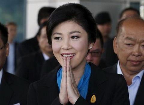 Cuu thu tuong Yingluck Shinawatra lai hau toa hinh anh