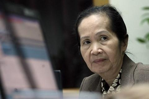 Ba Pham Chi Lan: Dung nghi cu hop la phai ban tang luong hinh anh