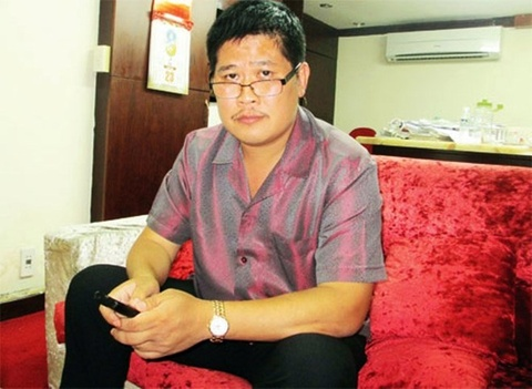 Nghe si Phuoc Sang vo no: Vietinbank len tieng hinh anh