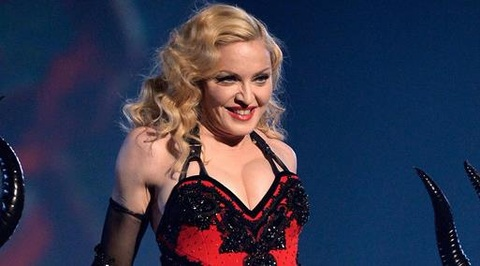 Nhung khoanh khac noi loan cua 'nu hoang nhac pop' Madonna hinh anh