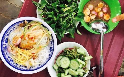 Den Ninh Thuan thuong thuc bun mam nem dam da hinh anh