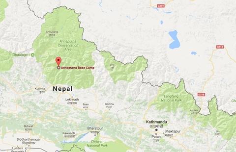 Bi kip tu tuc chinh phuc duong nui Annapurna cho nguoi Viet hinh anh 21