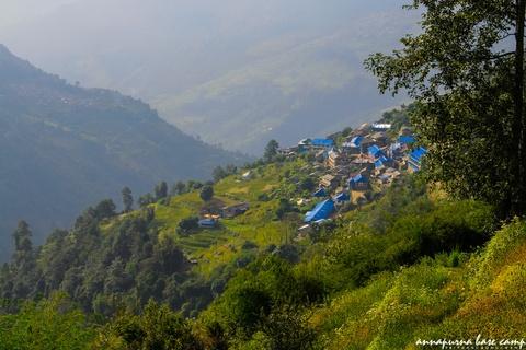 Bi kip tu tuc chinh phuc duong nui Annapurna cho nguoi Viet hinh anh 4