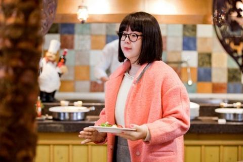 Hwang Jung Eum phat tuong trong 'Ma luc dong tien' hinh anh