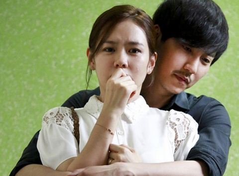 Cap doi tin don xu Han cung bao thu trong phim moi hinh anh