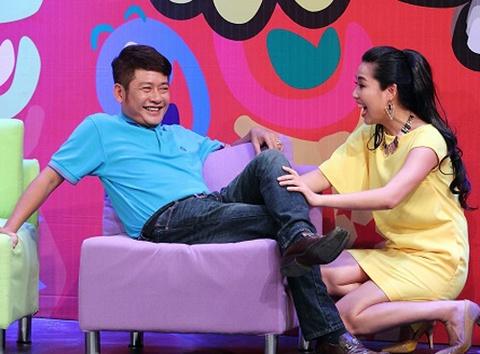 Tai, tieu, tuyet - Le Khanh, Tran Thanh, hot girl Ngoc Thao hinh anh