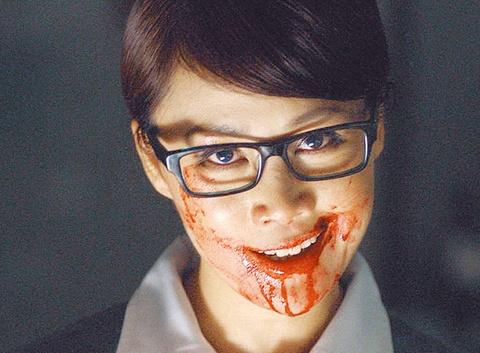 Luong Tieu Bang dong 9 vai trong phim kinh di hinh anh