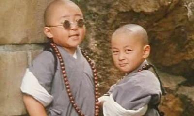 Bo doi sao 'Thieu Lam Tu' tai ngo trong phim kinh di hinh anh