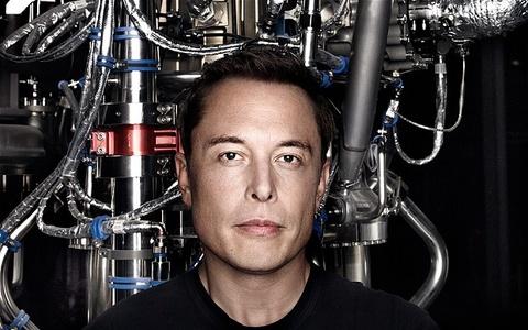Elon Musk - Iron man cua doi thuc hinh anh