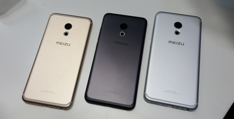 Meizu Pro 6 ra mat, chip 10 nhan, thiet ke don dau iPhone 7 hinh anh 13