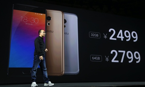 Meizu Pro 6 ra mat, chip 10 nhan, thiet ke don dau iPhone 7 hinh anh 14