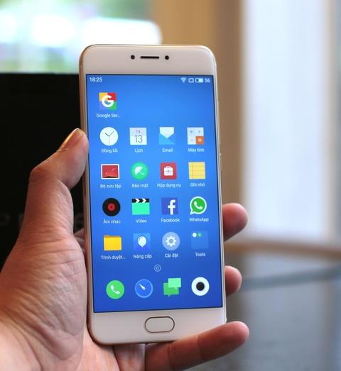 Meizu Pro 6 ra mat, chip 10 nhan, thiet ke don dau iPhone 7 hinh anh 4