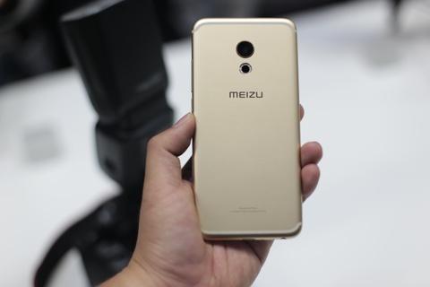 Meizu Pro 6 ra mat, chip 10 nhan, thiet ke don dau iPhone 7 hinh anh 6