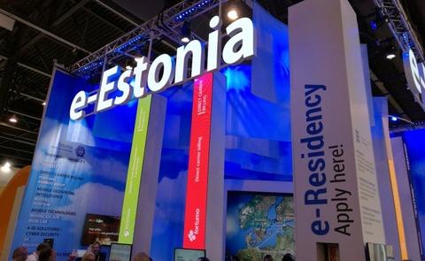 chinh phu dien tu estonia hinh anh