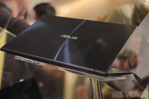 Asus ra ZenBook 3 mong, manh me hon MacBook 12 inch hinh anh